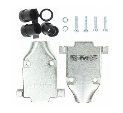 748676-2 METALIC AMP KIT FOR DB15 CONNECTORS