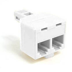 1268/8  MODULAR ADAPTER 8P 8 CONTACTS