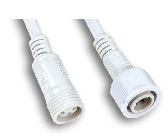 LCON11 CABLE CON CONECTORES 4 PINES IP68