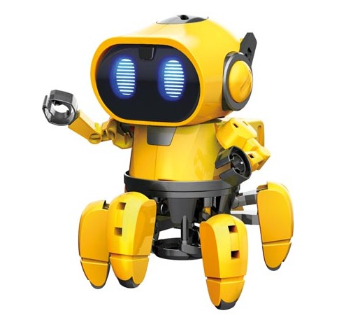 ROBOT EDUCATIVO TOBBIE