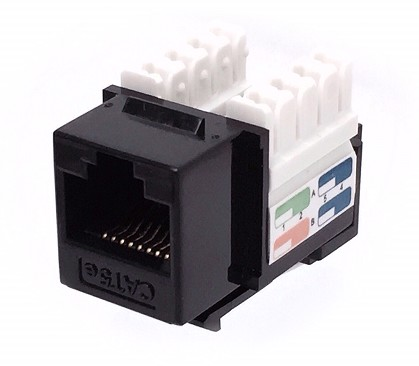 50KU50 RJ45 FEMALE CONNECTOR UTP CAT-5