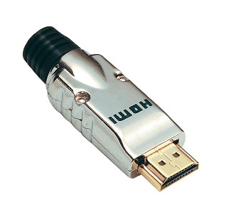 0562 HDMI MALE CONNECTOR 19 PINS