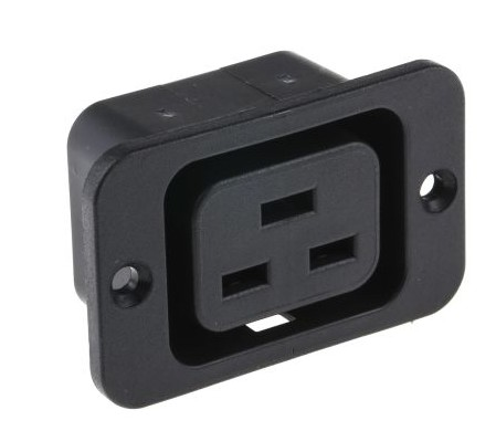 MALE AIR SIDE POWER CONNECTOR 16A P/PL