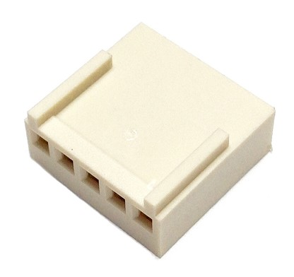 CO-3405 FEMALE CONNECTOR 5 PIN 2.54 mm