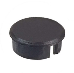 BOT-015N  COVER FOR CONTROL DIAL BLACK