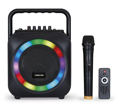 ALTAVOZ PORTATIL KARAOKE BLUETOOTH