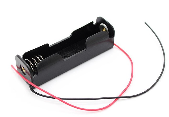 BATTERY HOLDER FOR 18650 1x18650 3.7V